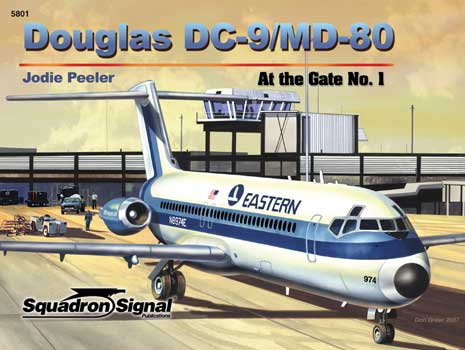 DOUGLAS DC-9/MD-80 COLOR AT THE GATE