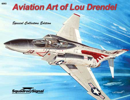 AVIATION ART of LOU DRENDEL