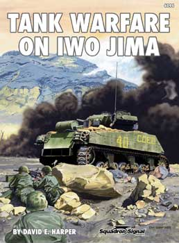 TANK WARFARE on IWO JIMA