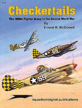 325th FIGHTER GROUP CHECKERTAILS