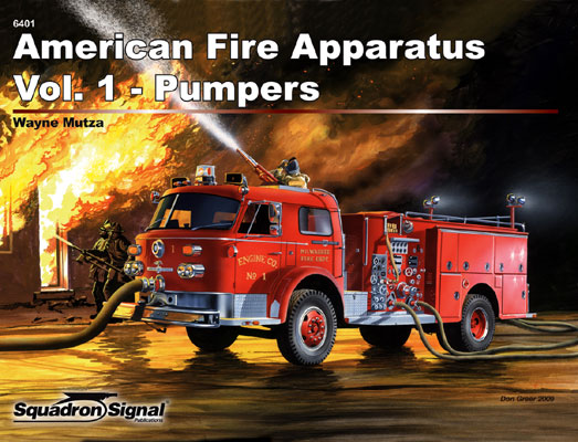 US FIRE APPARATUS Vol 1 PUMPER