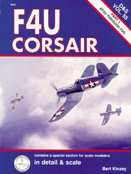 F4U CORSAIR part 1 DETAIL & SCALE