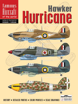 HAWKER HURRICANE FAMOUS AIRCRAFT oF THE WORLD