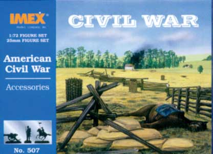 CIVIL WAR ACCESSORIES        1/72