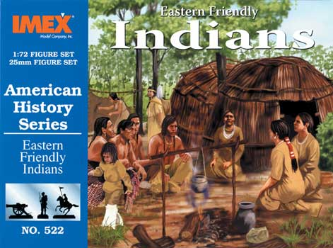 EASTERN FRIENDLY INDIANS       1/72
