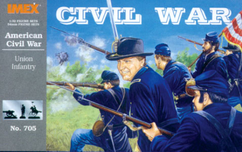 US UNION INFANTRY          1/32