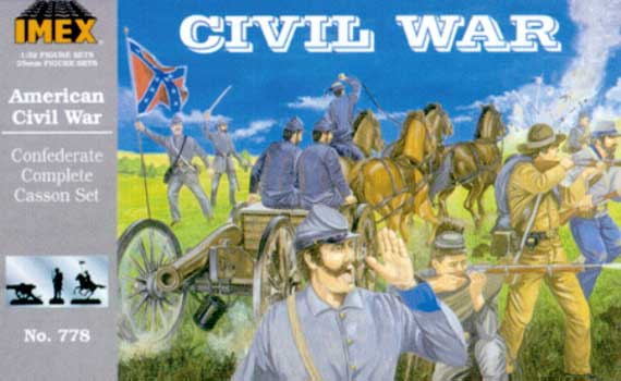 US CONFEDERATE COMPANY CASSON       1/32