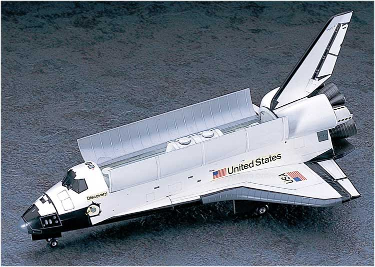 SPACE SHUTTLE ORBITER 1/200