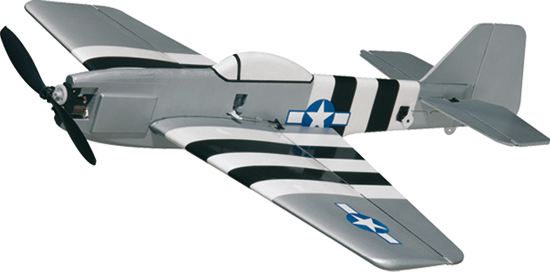 P-51 MUSTANG EP FUN FORCE  -