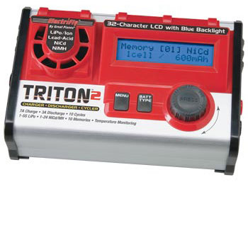 CHARGEUR TRITON 2 - 12V
