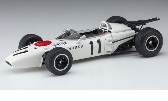 HONDA F1 RA272E `65 MEXICO GP Winner 1/24
