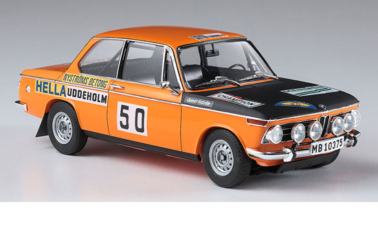 BMW 2002 ti SWEDISH Rally