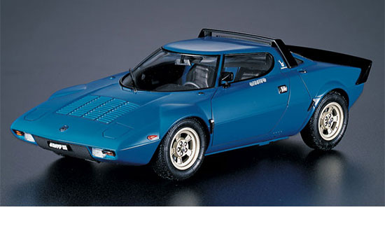 hc 15 lancia stratos 1 24 de hasegawa chez scientific mhd. Black Bedroom Furniture Sets. Home Design Ideas