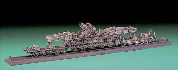 MB 32 KARL RAILWAYCARRIER 1/72