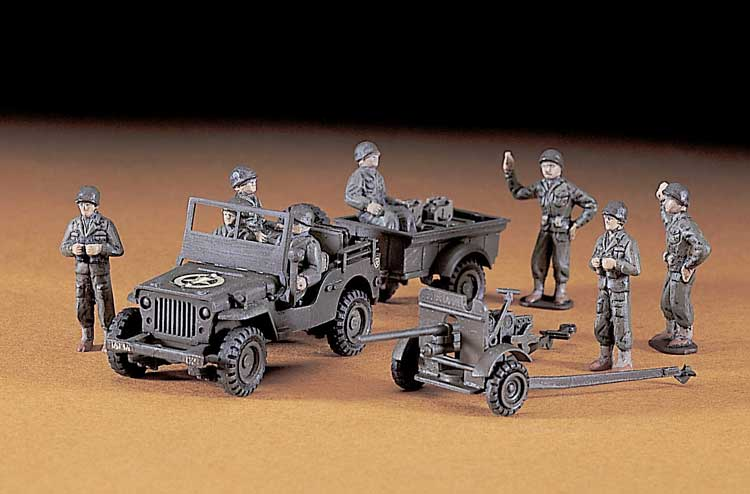 U.S. JEEP WILLYS 1/72
