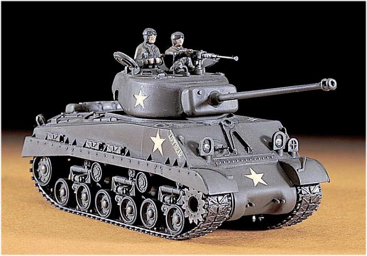 MT 15 M-4 (A3E8) SHERMAN 1/72