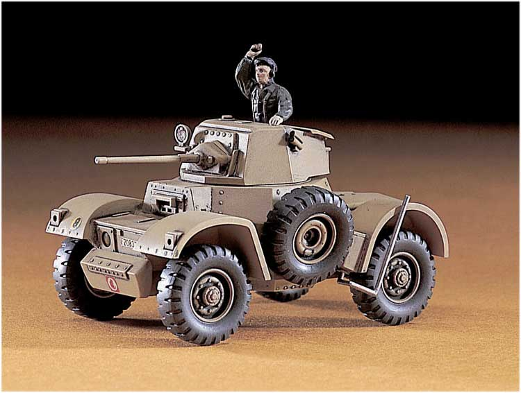 MT 24 ARM. CAR DAIMLER 1/72