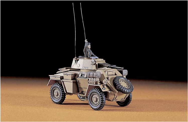 MT 25 ARM. CAR HUMBER 1/72
