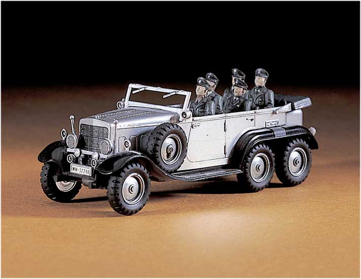 MT 28 MERCEDES BENZ 1/72