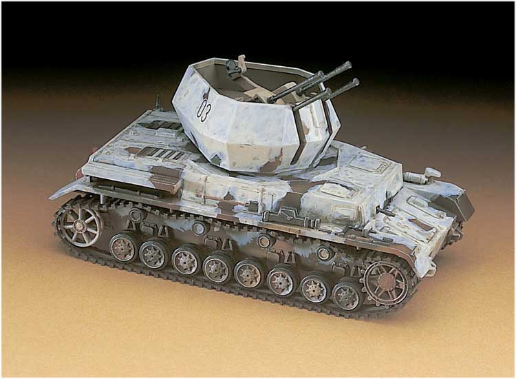 MT 48 20mm FLAKPANZER IV  1/72
