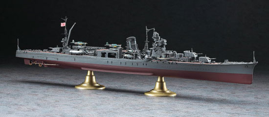 IJN LIGHT CRUISER AGANO 1/350