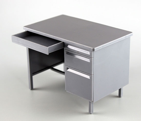 OFFICE DESK & CHAIR 1/12