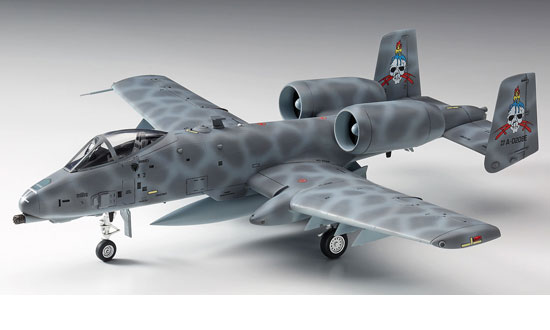 "A10 THUNDERB. II ""GREG GATES"""