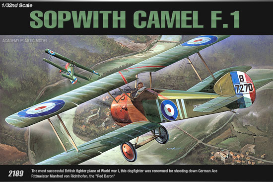 Spowith Camel F-1 1/32