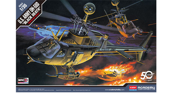 OH-58D Black Death 1/35
