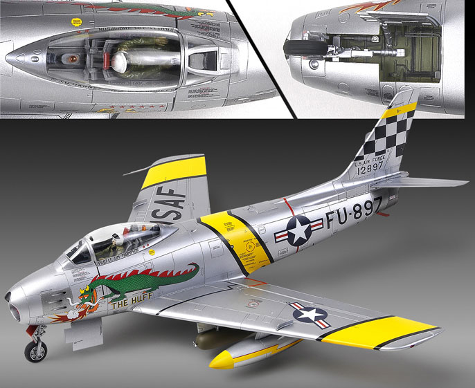 F-86F SABRE The Huff 1/48