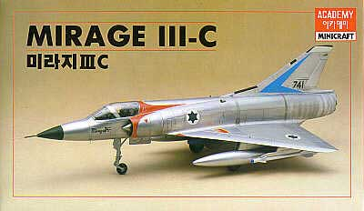 Mirage III-C Fighter 1/48