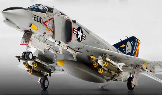 F-4B/N Gray Ghosts 1/48