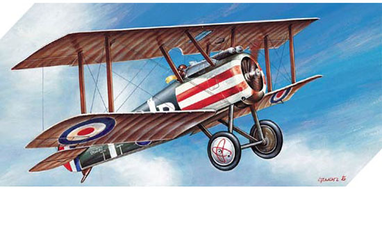 Sopwith Camel 1/72