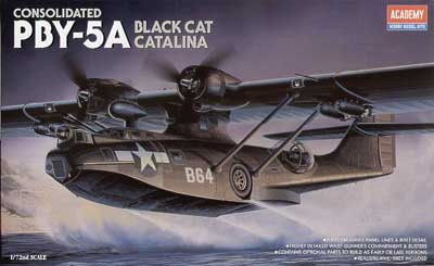 PBY-5A BLACK CAT  1/72