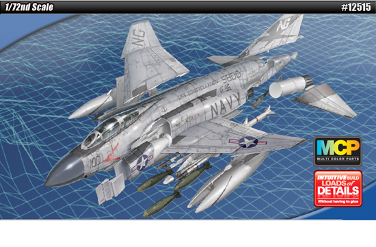 F-4J Phantom SOW TIME MCP 1/72