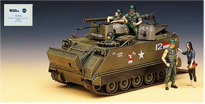M-113A1 VIETNAM VERSION 1/35