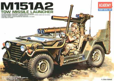 M151A2 TOW JEEP    1/35