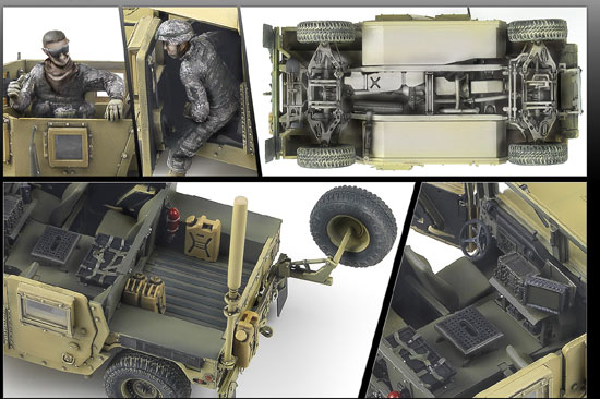 M1151 Armement Carrier 1/35