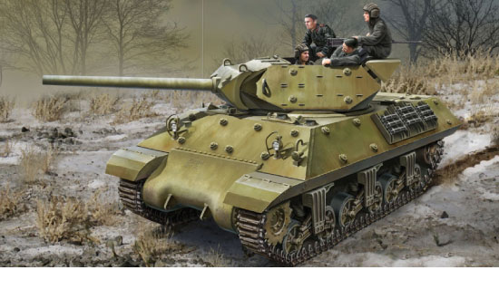 USSR M10  LEND LEASE 1/35