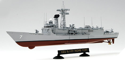 USS PERRY FFG-7   1/350