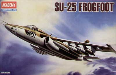 SU-25 FROGFOOT 1/144