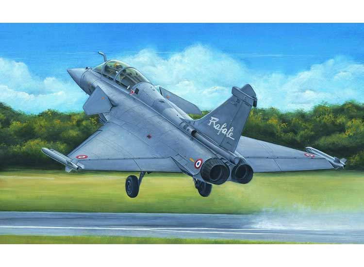 Rafale B French Fighter 1/48