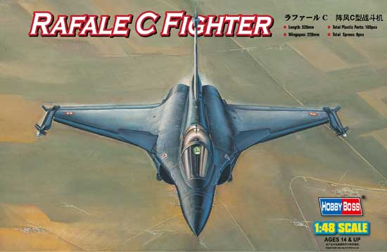 Rafale C French Fighter 1/48