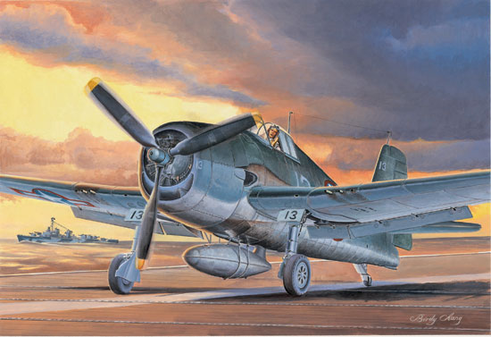 F6F-3 Hellcat Late Version1/48