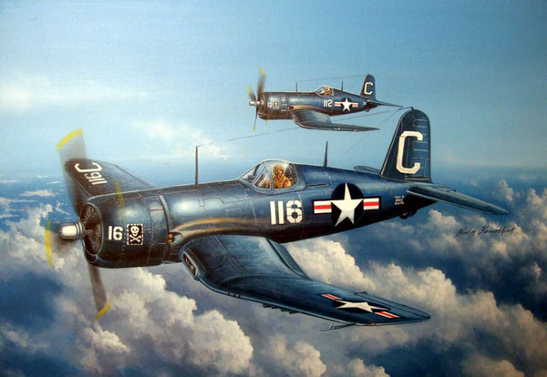 F4U-4 Corsair Early  1/48