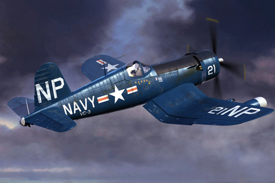 F4U-5N Corsair Early 1/48