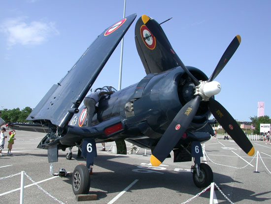 F4U-7 French Navy 1/48