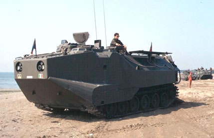 LVTP-7 Landing Vehicle Tracked
