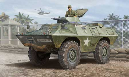 M706 COMANDO ARMORED CAR