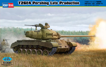 T26E4 Pershing Late Prod 1/35